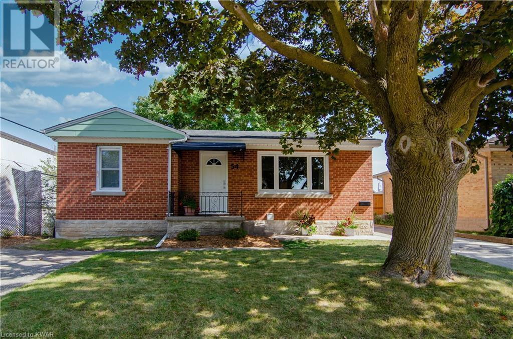Real Estate Listing   54 ETHEL Street Kitchener