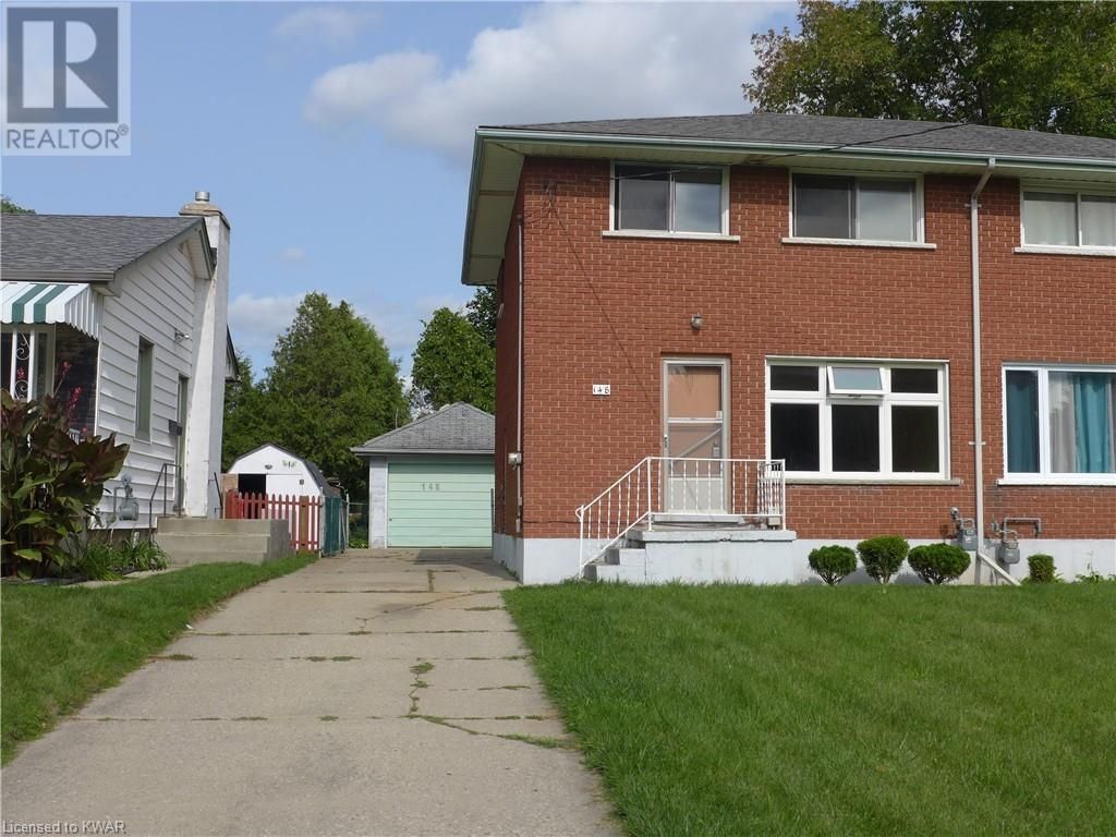 Real Estate Listing   148 RUTHERFORD Drive Kitchener