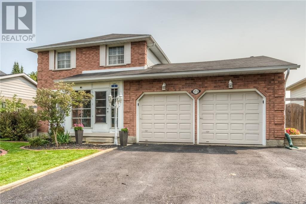 Real Estate Listing   171 BECHTEL Drive Kitchener