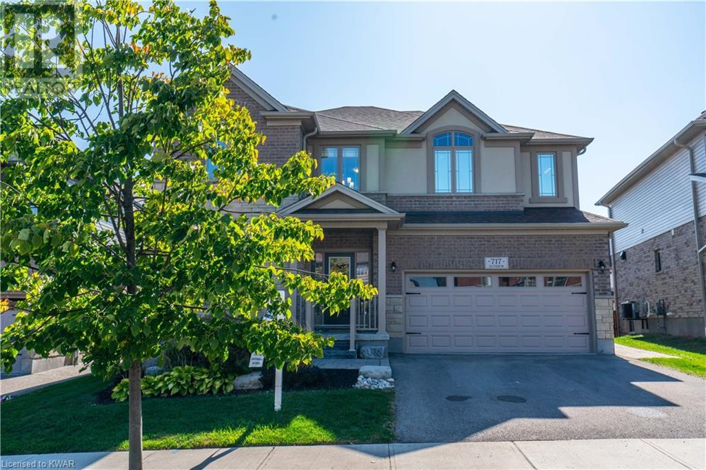 Real Estate Listing   717 SUNDEW Drive Waterloo